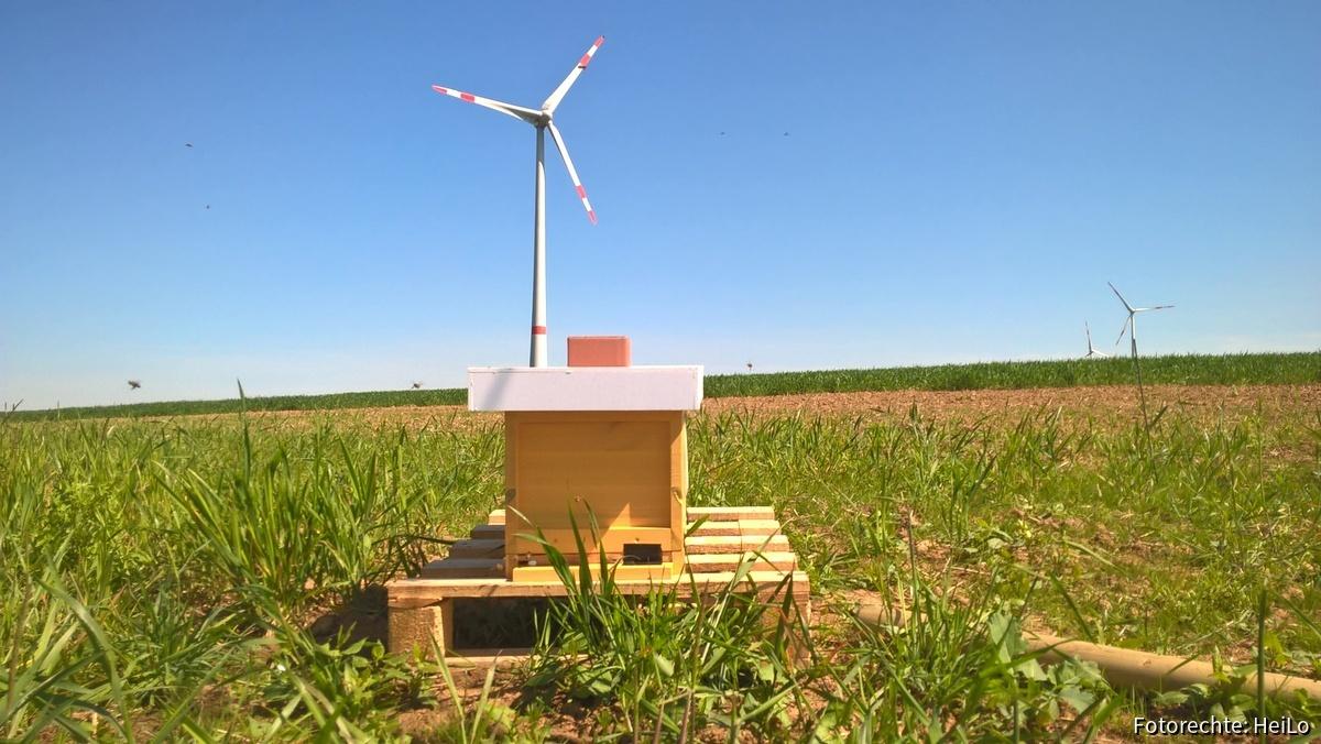 Ableger mit alternativer Energiequelle ;-)