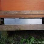 Open-Hive-System im Einsatz