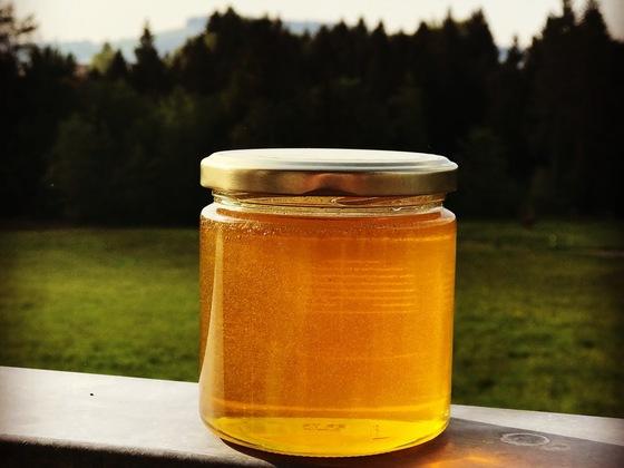 Der erste Honig!