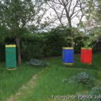 Bienenstand Sommer 2007 (vor Wanderung in den Wald)
