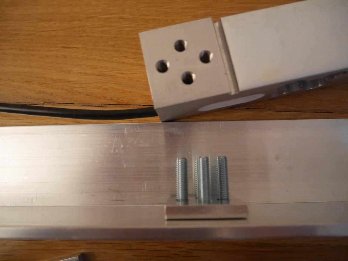 Wäge-Plattforum, Prototyp II