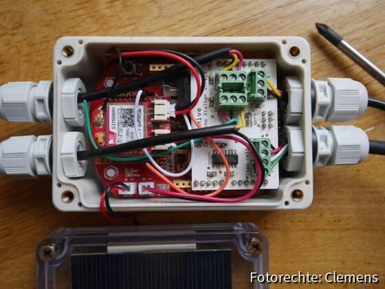 Open-Hive-System, Hardware-Übersicht